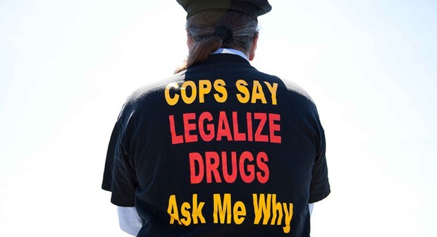 Even Cops Say It's Time to Legalize Drugs